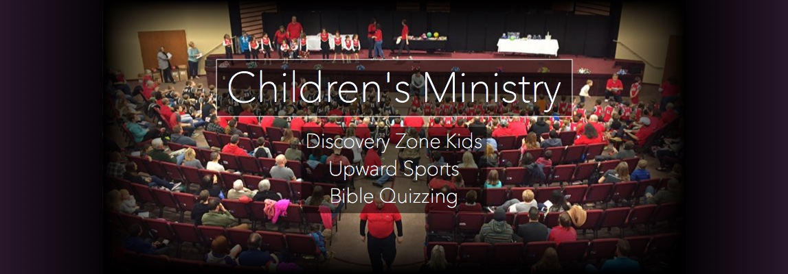 kids' ministry